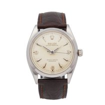 Rolex Oyster Perpetual 34 Steel 34mm White Arabic numerals United Kingdom, Bishop's Stortford