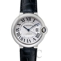 Cartier Ballon Bleu 36mm Steel 36.6mm Silver