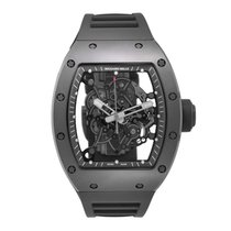 リシャール ミル Bubba Watson Grey Boutique Edition Titanium Watch RM055