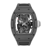 Richard Mille RM 055 Titanium 49.9mm Transparent No numerals United States of America, New York, New York