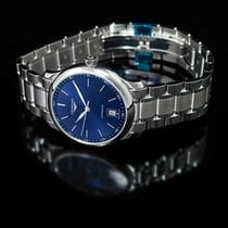 Longines Master Collection Steel 38.50mm Blue United States of America, California, San Mateo