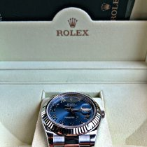 Rolex Datejust II Steel 41mm Singapore, 737