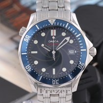 Omega 2226.80.00 Steel Seamaster 41mm pre-owned