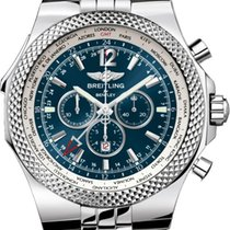 Breitling Bentley GMT new 2019 Automatic Watch with original box and original papers A4736212/C768/998A