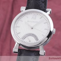 Bulgari Sotirio Steel 42mm Silver