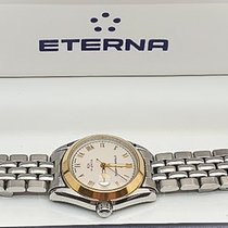 Eterna Or/Acier 28mm Remontage automatique 18714718 occasion