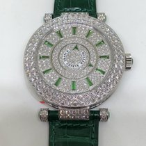 Franck Muller Double Mystery 42mm Green No numerals