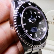 Rolex Sea-Dweller 4000 Steel 40mm Black United States of America, North Carolina, Winston Salem