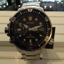 Citizen Promaster Marine Steel 47mm Black