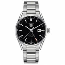 TAG Heuer Carrera Calibre 7 Staal 41mm Zwart