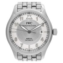IWC Pilot Mark Steel 39mm Silver Arabic numerals United States of America, Florida, Surfside