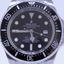 Rolex Sea-Dweller Deepsea Acero 44mm Negro Sin cifras España, Bilbao