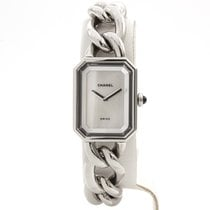 Chanel Première Steel 20mm Mother of pearl No numerals