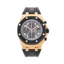 Audemars Piguet Royal Oak Offshore Chronograph Rose gold 42mm Arabic numerals