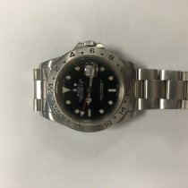 Rolex Explorer II Steel 40mm Black No numerals UAE, dubai