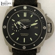 Panerai Luminor Submersible 1950 3 Days Automatic PAM 00389 2014 pre-owned