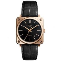 Bell & Ross BR S BRS92-BL-PG/SCR nuevo