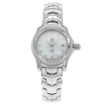TAG Heuer Link Lady Steel 27mm Mother of pearl No numerals United States of America, New York, NYC