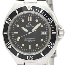 Omega 396.1052 Steel Seamaster 38mm pre-owned