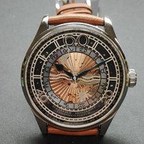 Alexander Shorokhoff Acciaio 47mm Manuale AS.BYL01 nuovo