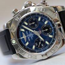 Breitling Chronomat 41 Acier 41mm Bleu Sans chiffres France, Thonon les bains