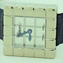 Chopard Ice Cube 18K Solid White Gold