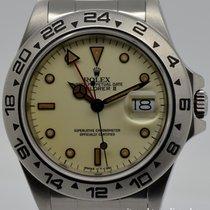 Rolex Explorer II gebraucht 40mm Stahl