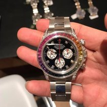 Rolex 116599 RBOW Or blanc Daytona 40mm