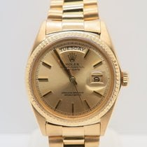 Rolex Day-Date 18k Yellow Gold