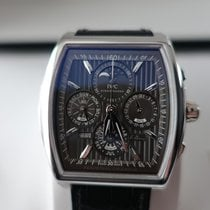 IWC Da Vinci Perpetual Calendar new 2009 Automatic Chronograph Watch with original box and original papers IW376201