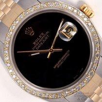 Rolex Staal 36mm Automatisch Datejust tweedehands