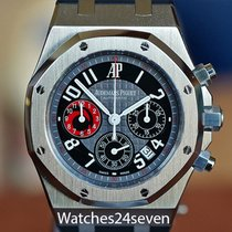 Audemars Piguet Royal Oak Chronograph 25979ST.0.0002CA.01. Odlično Automatika