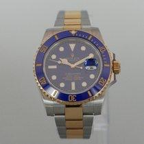 Rolex Submariner Date--2013--116613LB--Swiss--