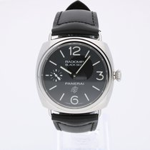 Panerai Radiomir Black Seal from 2018 complete with box and...