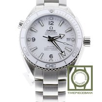 Omega Seamaster Planet Ocean Steel 42mm White Arabic numerals