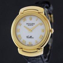 Rolex nuevo Cuarzo 33mm Oro amarillo Cristal de zafiro