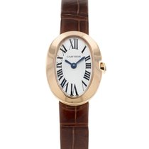 Cartier Baignoire pre-owned 20mm Rose gold
