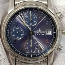 Lucien Rochat Stahl 41mm Automatik Lucien Rochat Kefir Chronograph Automatic 41mm Top Condition gebraucht