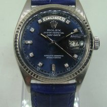 Rolex Day Date 1803 Blue dial with Diamond