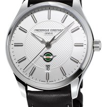 Frederique Constant Steel Automatic Silver new Vintage Rally