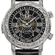 Patek Philippe Grand Complications Sky Moon Tourbillon · 6002...