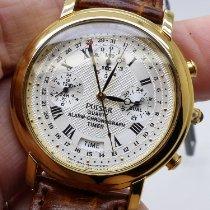 Pulsar Chronograph 36mmmm Quartz 1990 new White