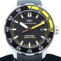 IWC Aquatimer Automatic 2000 Steel 44mm Black No numerals Singapore, Singapore