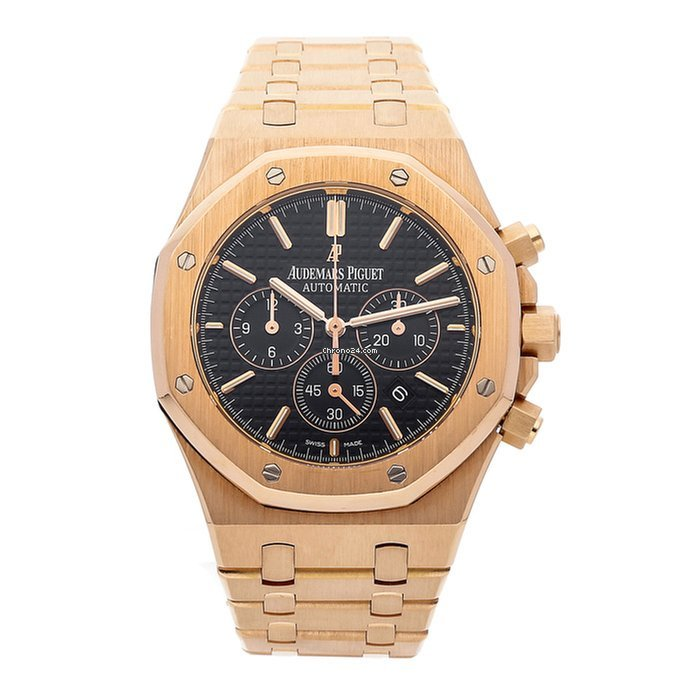b467abb808c Audemars Piguet Royal Oak Rose gold - all prices for Audemars Piguet Royal  Oak Rose gold watches on Chrono24