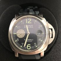 Panerai Luminor Marina Automatic Stahl 44mm Arabisch