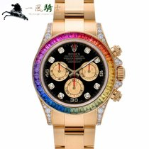 Rolex 116598RBOW Yellow gold Daytona 40mm pre-owned