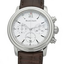 Blancpain Léman Steel 38mm White United States of America, New York, New York
