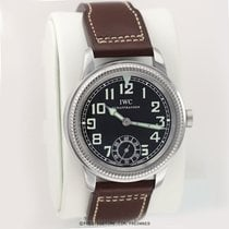 IWC Pilot Steel 44mm Black United States of America, New York, Airmont