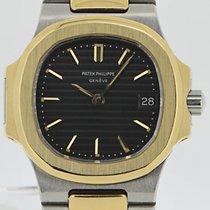 Patek Philippe 4700/1 Gold/Steel 1989 Nautilus 26mm pre-owned