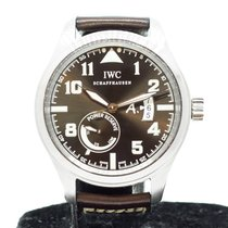 IWC Pilot pre-owned 44mm Leather